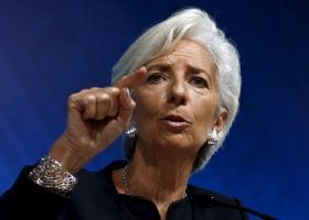 Ένα ταμείο για τους «δύσκολους καιρούς» στην ευρωζώνη προτείνει η Κριστίν Λαγκάρντ - Κεντρική Εικόνα