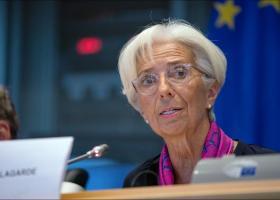 Λαγκάρντ: Συρρίκνωση οικονομίας ευρωζώνης ως και 12% - Κεντρική Εικόνα