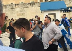 Ν. Βούτσης: Οργανωμένο σχέδιο επίθεσης στη Βουλή από τα Τάγματα Εφόδου της ΧΑ - Κεντρική Εικόνα