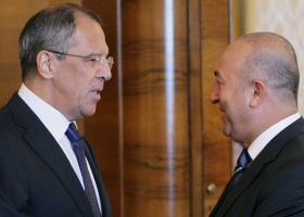 Συνάντηση Λαβρόφ - Τσαβούσογλου στο πλαίσιο του στρατηγικού σχεδιασμού Ρωσίας - Τουρκίας - Κεντρική Εικόνα