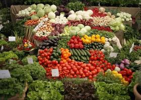Αύξηση του όγκου εισαγωγής νωπών φρούτων και λαχανικών το α' τρίμηνο του έτους - Κεντρική Εικόνα
