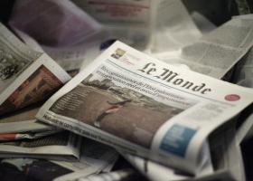 Le Monde: Επείγει να κλείσει το ελληνικό θέμα - Κεντρική Εικόνα