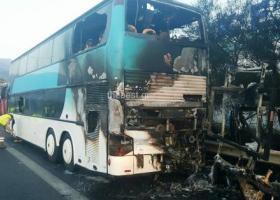 Καζακστάν: Πενήντα δύο Ουζμπέκοι έχασαν τη ζωή τους από πυρκαγιά σε λεωφορείο - Κεντρική Εικόνα