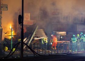 Βρετανία: Έκρηξη στο Λέστερ με τέσσερις νεκρούς - Κεντρική Εικόνα