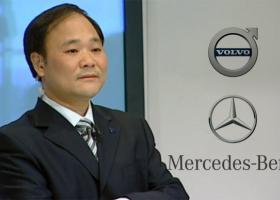 O Kινέζος Λι Σουφού «έβαλε πόδι» στην γερμανική Daimler  - Κεντρική Εικόνα