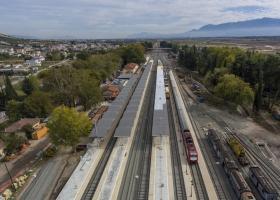 Κανονικά τα σιδηροδρομικά δρομολόγια στο τμήμα Λιανοκλάδι-Παλαιοφάρσαλα - Κεντρική Εικόνα