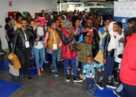 Λιβύη: Σχεδόν 9.000 μετανάστες επαναπατρίστηκαν το πρώτο μισό της χρονιάς - Κεντρική Εικόνα