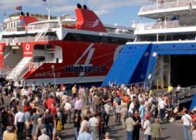 Αυξήθηκε 8,2% η κίνηση επιβατών στα λιμάνια στο τρίμηνο - Κεντρική Εικόνα