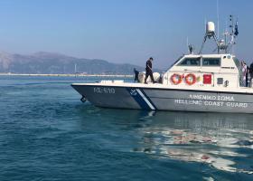 Σύλληψη 19χρονου για μεταφορά προσφύγων με... jet ski στη Σύμη - Κεντρική Εικόνα