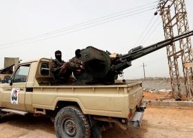 """Λιβύη: Δεν υπάρχουν """"θετικά νέα"""" για ενδεχόμενη εκεχειρία - Κεντρική Εικόνα"""