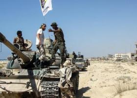 Λιβύη: Ένοπλες ομάδες από τη Μιζουράτα ξεκινούν για να υπερασπιστούν την Τρίπολη - Κεντρική Εικόνα