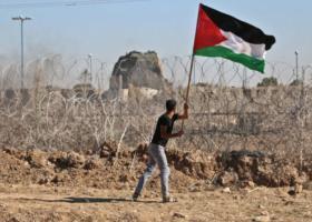 Λωρίδας της Γάζας: Τουλάχιστον 83 άνθρωποι τραυματίστηκαν στα σύνορα με το Ισραήλ - Κεντρική Εικόνα