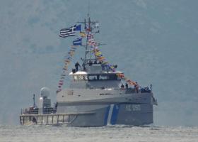 Το σκάφος «Γαύδος» του ΛΣ που εμβολίστηκε από τουρκική ακταιωρό στα Ίμια (photo) - Κεντρική Εικόνα