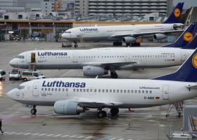 H Lufthansa προσγειώνεται Θεσσαλονίκη - Κεντρική Εικόνα