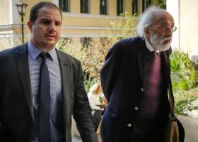 Στον ανακριτή Λυκουρέζος και Παναγόπουλος - Κεντρική Εικόνα