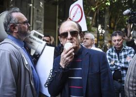 Ο πρόεδρος των ταξιτζήδων στηρίζει ανοιχτά Τσίπρα- Νοτοπούλου - Κεντρική Εικόνα