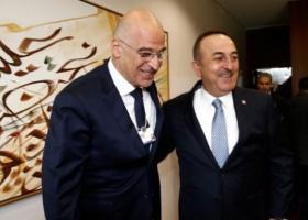 Δένδιας: Δεν έχουμε μέτωπο με την Τουρκία - Η Μεσόγειος θα μπορούσε να είναι θάλασσα συνεργασίας - Κεντρική Εικόνα