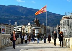 Βόρεια Μακεδονία: Σε εξέλιξη η ψηφοφορία για τον δεύτερο γύρο των προεδρικών εκλογών - Κεντρική Εικόνα