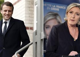 Το ακροδεξιό κόμμα της Λεπέν προηγείται του Μακρόν στις δημοσκοπήσεις για ευρωεκλογές - Κεντρική Εικόνα