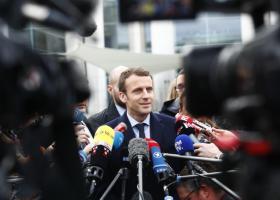 Μακρόν: Η ΕΕ δεν μπορεί να είναι όμηρος της βρετανικής κρίσης - Κεντρική Εικόνα