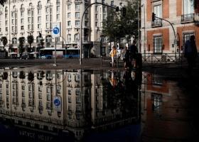 Ισπανία: Μεγάλες πλημμύρες στην περιοχή της Μαδρίτης - Κεντρική Εικόνα