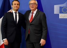 Η Κομισιόν χαιρέτισε τη σημαντική συμβολή του Μακρόν στην ευρωπαϊκή δημόσια συζήτηση - Κεντρική Εικόνα