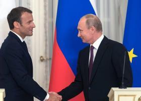 Ο Μακρόν τονίζει στον Πούτιν την ανάγκη διατήρησης των κουρδικών δυνάμεων στη Συρία - Κεντρική Εικόνα