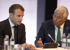 Ο Μακρόν καλεί τους Ευρωπαίους να «παραμείνουν ενωμένοι» - Κεντρική Εικόνα