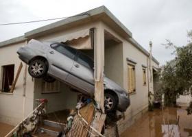 Έργα 6,7 εκατομμυρίων ευρώ για την αποκατάσταση των ζημιών στη Μάνδρα - Κεντρική Εικόνα