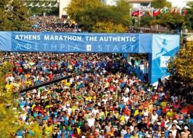 Κυκλοφοριακές ρυθμίσεις το Σαββατοκύριακο στην Αθήνα για τον 36ο Μαραθώνιο - Κεντρική Εικόνα