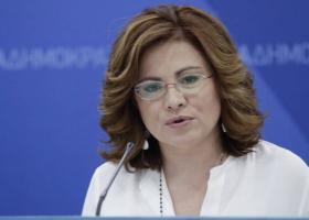 Σπυράκη: Η Ελλάδα χρειάζεται επενδυτικό, όχι φορολογικό, σοκ - Κεντρική Εικόνα