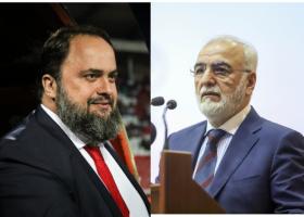 Μαρινάκης-Σαββίδης: Οι μεγάλοι παίκτες στο χρηματιστήριο - Κεντρική Εικόνα