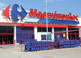 Τρεις αλυσίδες σούπερ μάρκετ «ερίζουν» για τα 22 «ορφανά» καταστήματα Μαρινόπουλος - Κεντρική Εικόνα