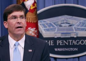 Η Γερουσία ενέκρινε τον διορισμό του Μαρκ Έσπερ στη θέση του υπουργού Άμυνας - Κεντρική Εικόνα