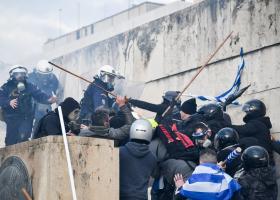 ΕΛΑΣ για συλλαλητήριο: Υποδειγματική η επιχειρησιακή συμπεριφορά των αστυνομικών δυνάμεων - Κεντρική Εικόνα