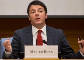 Μ. Ρέντσι: Η Κομισιόν πρέπει να βοηθήσει την Ελλάδα - Κεντρική Εικόνα