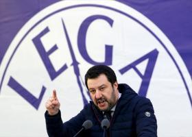 Κατασχέσεις σε λογαριασμούς της ιταλικής Λέγκα - Κεντρική Εικόνα