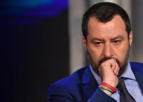 Ιταλία: Ο Σαλβίνι έχασε το πρώτο ματς - Κεντρική Εικόνα