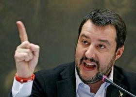 Ιταλία: Μείωση της φορολογίας υπόσχεται ο Σαλβίνι - Κεντρική Εικόνα
