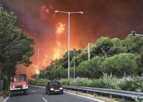 Συναγερμός για κίνδυνο εμφάνισης «ακραίας συμπεριφοράς πυρκαγιών» το Σάββατο! - Ποιες περιοχές είναι επικίνδυνες - Κεντρική Εικόνα