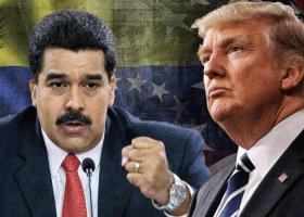 Τραμπ και Μαδούρο μιλούν για επαφές ανάμεσα στις κυβερνήσεις τους - Κεντρική Εικόνα