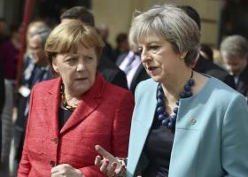 Η Μέρκελ υπόσχεται πως θα αγωνισθεί μέχρι τέλους για να αποφευχθεί ένα no-deal Brexit - Κεντρική Εικόνα