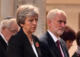 Brexit: Κατέρρευσαν οι συνομιλίες Μέι και Κόρμπιν - Κεντρική Εικόνα