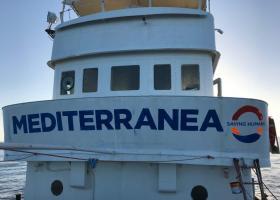 Πλοίο της ιταλικής συλλογικότητας Mediterranea διέσωσε 54 μετανάστες στα ανοιχτά της Λιβύης - Κεντρική Εικόνα