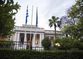 Μέγαρο Μαξίμου: Ακραία στοιχεία και χρυσαυγίτες επιχείρησαν να εισβάλουν στην Βουλή - Κεντρική Εικόνα