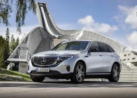 Πόσο κοστίζει στην Ελλάδα το πρώτο ηλεκτρικό SUV της Mercedes - Κεντρική Εικόνα