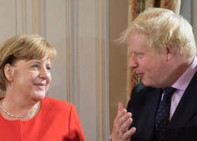 Μέρκελ - Τζόνσον συζητούν για «ομαλό» Brexit - Κεντρική Εικόνα