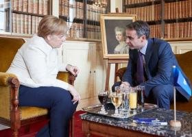 Η ατζέντα Μητσοτάκη στο Βερολίνο - Εκτός συζήτησης τα πλεονάσματα - Κεντρική Εικόνα