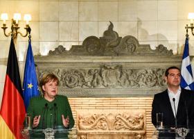ΚΚΕ: Η επίσκεψη Μέρκελ, είναι έπαινος στον κ. Τσίπρα για τις αντιλαϊκές μεταρρυθμίσεις που εφάρμοσε - Κεντρική Εικόνα
