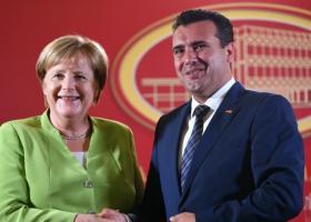 Μέρκελ: Η συμφωνία των Πρεσπών, προϋπόθεση για την ένταξη σε ΝΑΤΟ και ΕΕ - Κεντρική Εικόνα